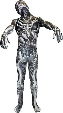 Morphsuits, Disfraz infantil Esqueleto, Skull and Bones, Small ...