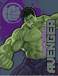 Amazon.com: Incredible Hulk Bedding Set Queen Size Marvel Super ...