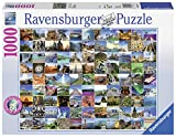 Ravensburger 99 Beautiful Places on Earth Jigsaw Puzzle (1000-Piece) New