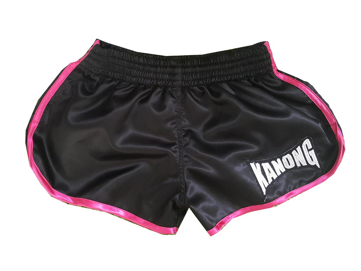 Kanong Women Muay Thai Kick Boxing Training Fight Shorts