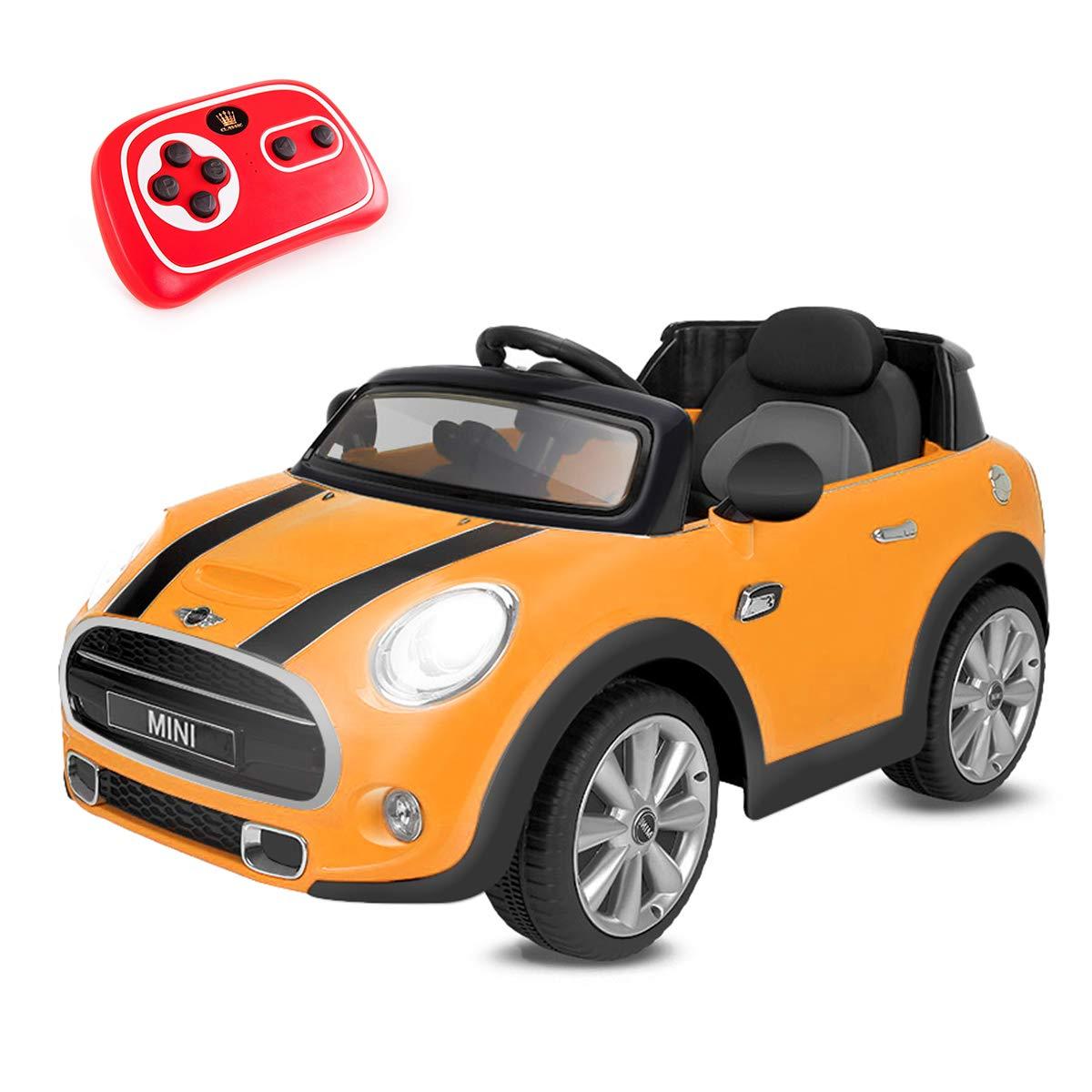 Playkin Coche Electrico Electrico Coche Ninos Mini Hatch Color