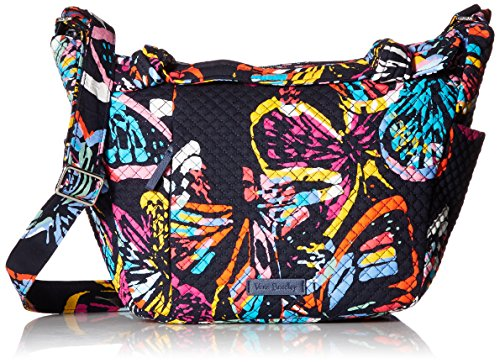 Vera Bradley Hadley On The Go Satchel, Signature Cotton,