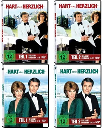 Amazon Com Hart Aber Herzlich Staffel 1 2 Erste Season Zweite Season Movies Tv