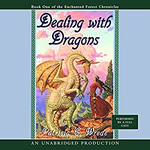 Dealing with Dragons Audiobook