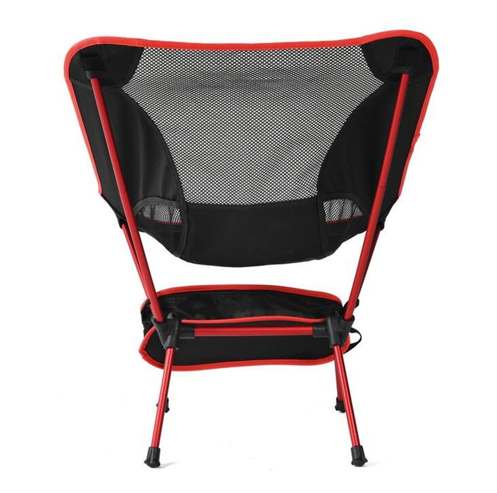 TTYY Moon Chair Outdoor Klappstuhl Angeln Camping