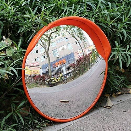 カーブミラー アウトドア交通安全ミラー道路広角コーナー曲面ミラー凸面鏡盗難防止ミラー60センチメートル80センチメートル、取付金具を送ります RGJ4-24 (Size : 300mm)