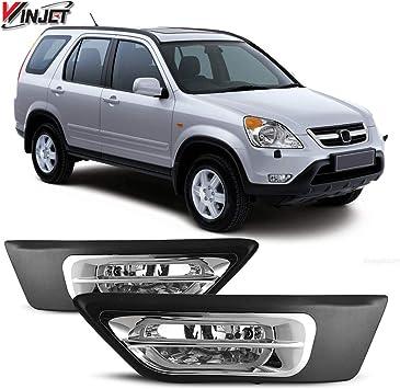 [DIAGRAM_1CA]  Amazon.com: Winjet OEM Series for [2002 2003 2004 Honda CR-V CRV] Driving  Fog Lights + Switch + Wiring Kit: Automotive | 2004 Honda Cr V Headlight Wiring |  | Amazon.com