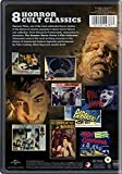 The Hammer Horror Series (Brides of Dracula / Curse of the Werewolf / Phantom of the Opera / Paranoiac / Kiss of the Vampire / Nightmare / Night Creatures / Evil of Frankenstein)