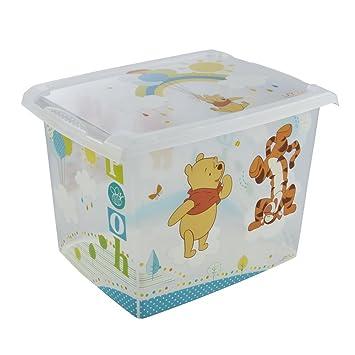 Keeper Filip - Winnie The Pooh Storage Box Transparent 20.5 Litre  sc 1 st  Amazon UK & Keeper Filip - Winnie The Pooh Storage Box Transparent 20.5 Litre ...