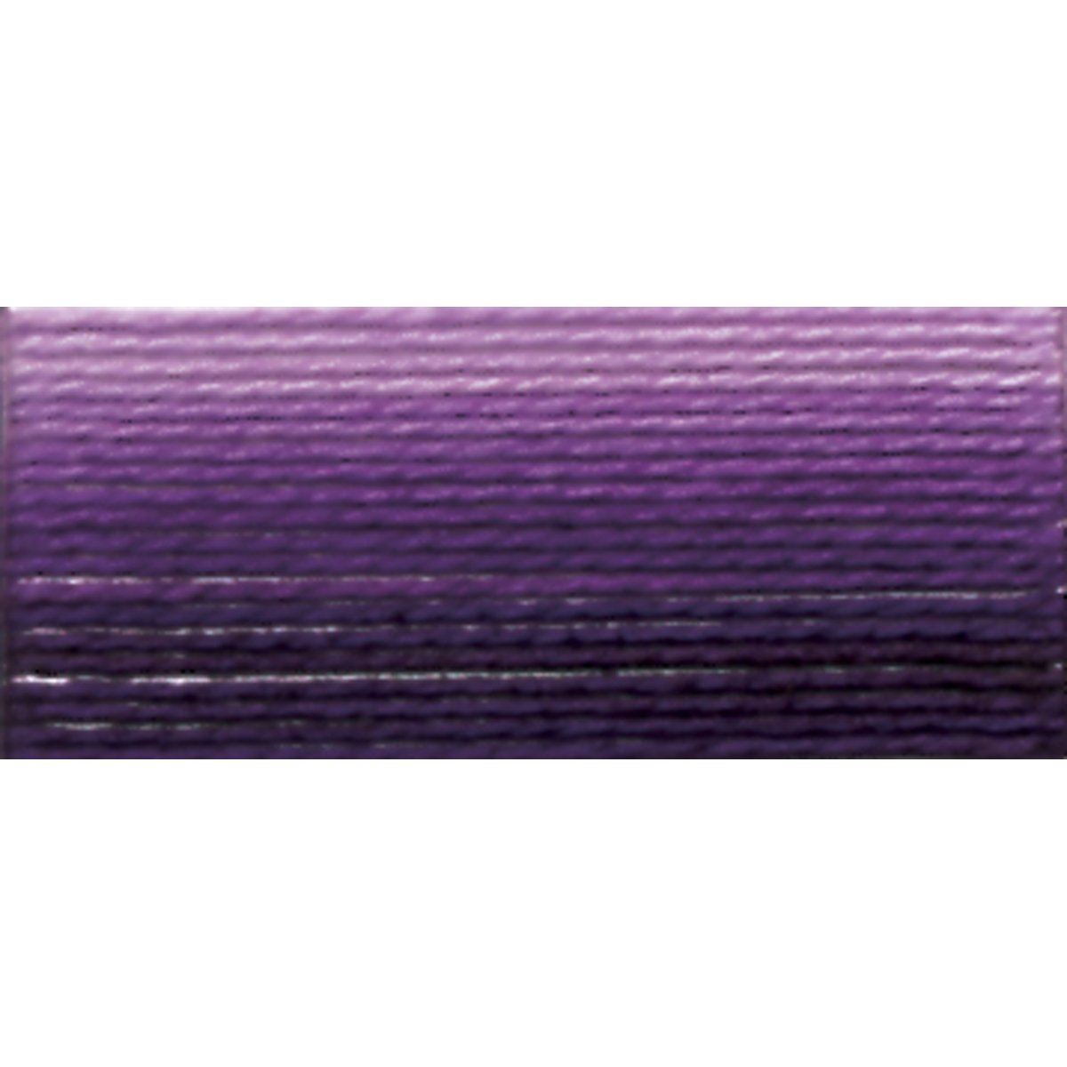 DMC 19-52 Brilliant Tatting Cotton, 106-Yard, Size 80, Variegated Violet Notions - In Network