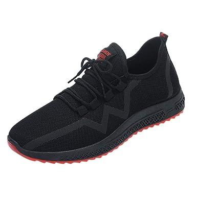 nueva llegada bienes de conveniencia la mejor moda Alaso - Zapatillas de running con cordones para hombre ...