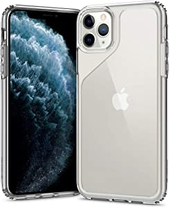 Caseology Waterfall for Apple iPhone 11 Pro Max Case (2019) - Crystal Clear