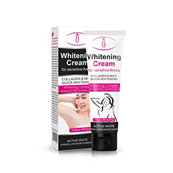 Lower Price with Strong Effect Whitening Cream Between Legs Knees Private Parts Whitening Formula Armpit Whitener Intimate Hot Sale Beauty & Health