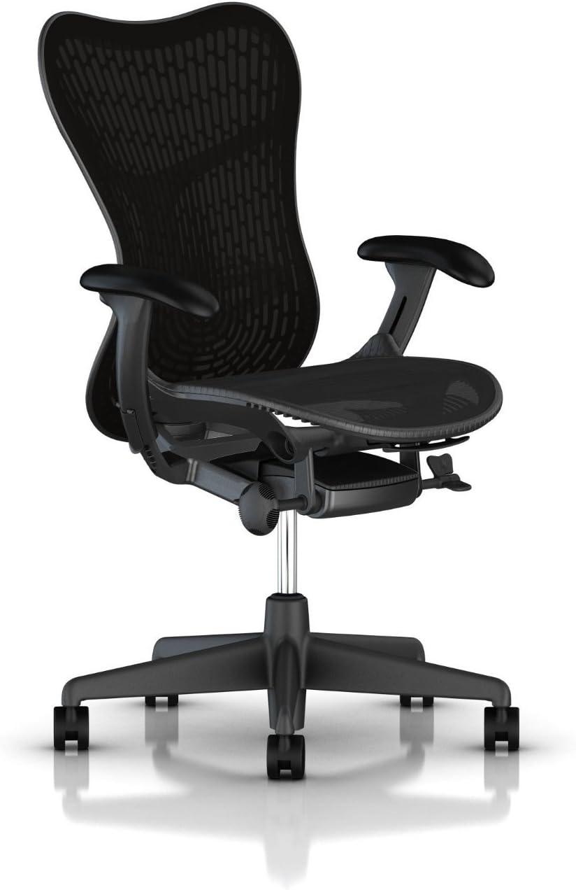 Butterfly Back Tilt Limiter Herman Miller Mirra 2 Chair