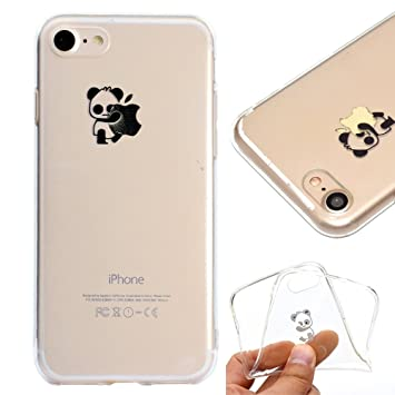 coque silicone iphone 8 drole
