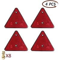 Triángulos reflectantes para coche