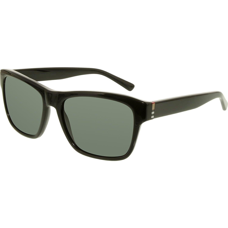 Burberry Black Frame Glasses : Burberry BE4194 Sunglasses 300187 58 Black Frame Gray eBay