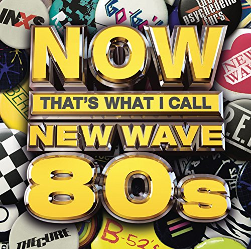 Price comparison product image NOW That's What I Call New Wave 80s