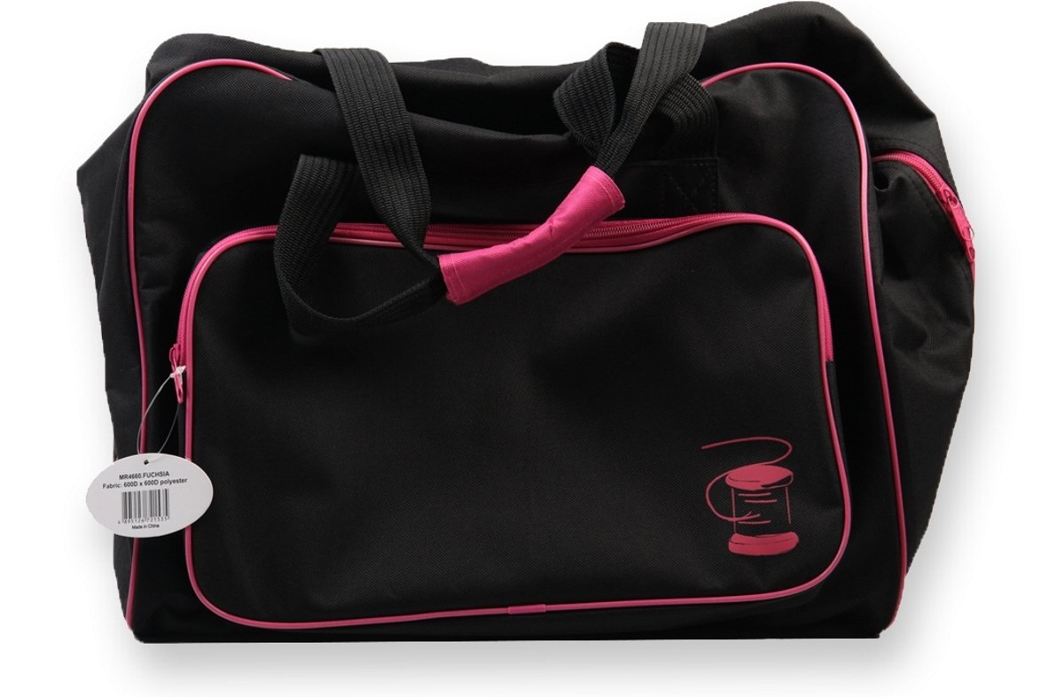 Groves MR4660/FUC | Black Sewing Machine Bag | 43 x 35 x 22cm MR4660\FUC