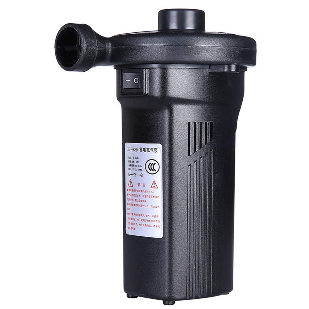 XHHXPY Bomba De Aire Eléctrica, Inflador Electrico Colchones ...