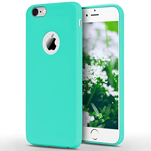 3 opinioni per Custodia iPhone 6 Silicone, iPhone 6s Cover Anfire Molle Flessibile Gel TPU
