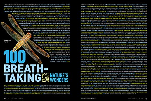 5,000 Awesome Facts (About Everything!) 3 (National Geographic Kids)