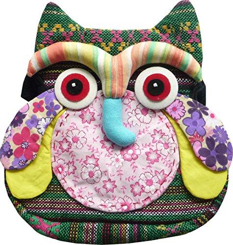 Ariyas Thaishop, Borsa a tracolla donna Multicolore Multicolore Klein