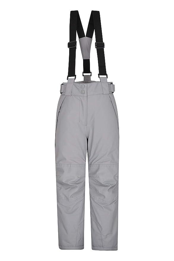 Mountain Warehouse Falcon Kids Ski Pants -Boys & Girls Ski Salopettes