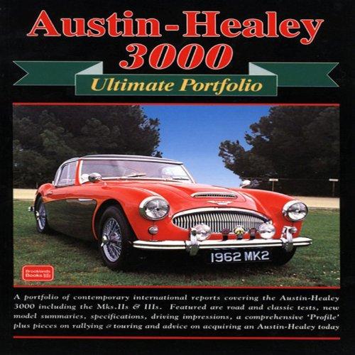 Austin-Healey 3000 Ultimate Portfolio ebook