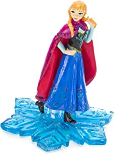 Officially Licensed Disney's Frozen Anna Mini Ornament: Instantly Create An Underwater Frozen Scene, Perfect For Fans Of Disney's Frozen! Perfect For Fish Tanks And Small Aquariums! (FZR35)