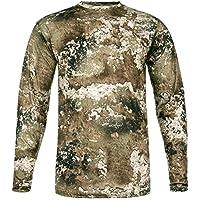 Performance Camo Hunting Shirt: All Season Odor and...