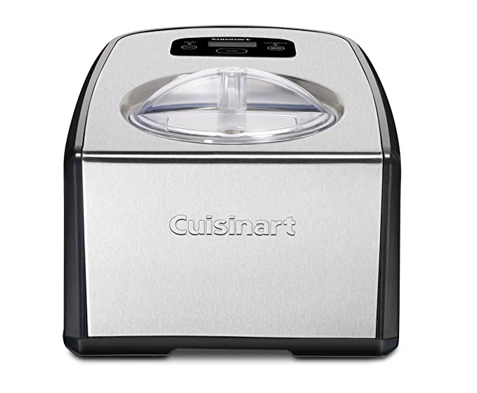 Cuisinart ICE-100 Compressor Ice Cream and Gelato Maker best ice cream maker