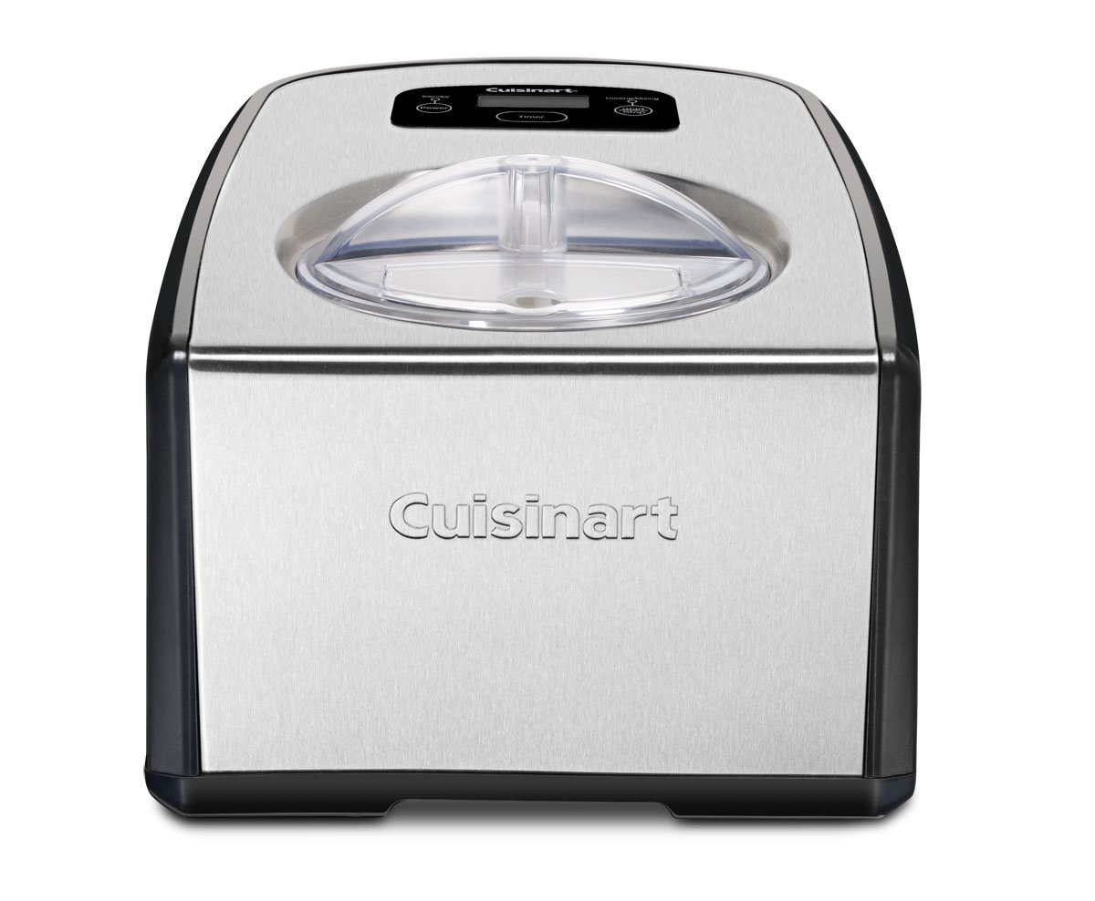 Cuisinart ICE-100 Compressor Ice Cream and Gelato Maker by Cuisinart