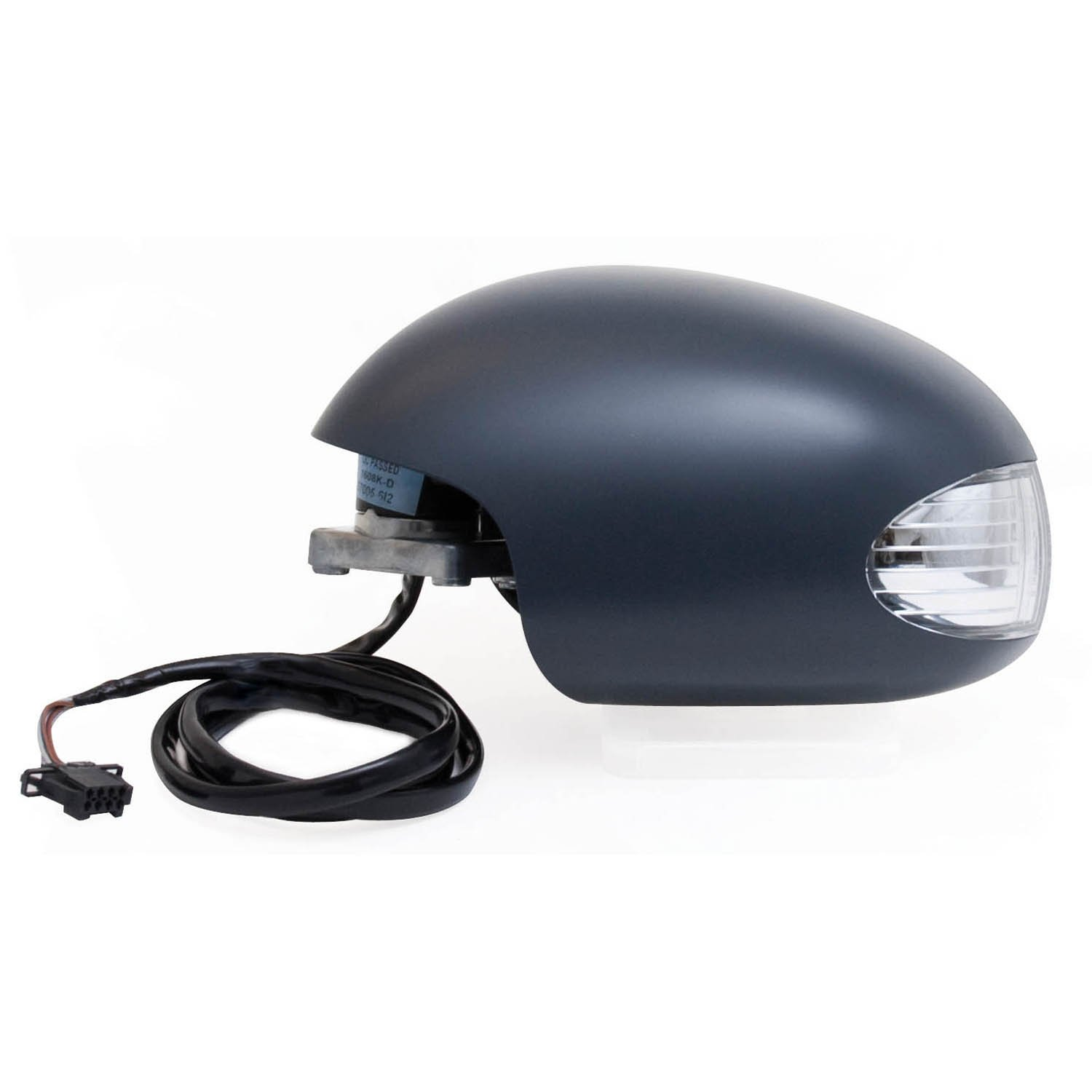 Fit System 72519V Volkswagen Beetle Passenger Side OE Style Heated Power Replacement Mirror with Turn Signal