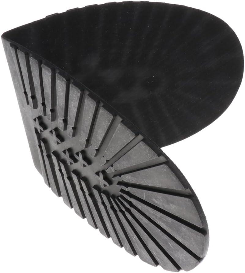 Homyl Stick On Soles DIY Shoe Repair Supplies Anti Slip ...