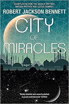 Book City of Miracles