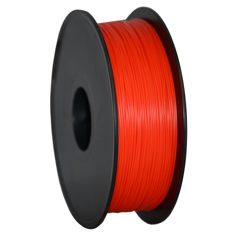 GEEETECH PLA Filament For 3D Printer, 3D Filament PLA 1.75mm 1KG,White