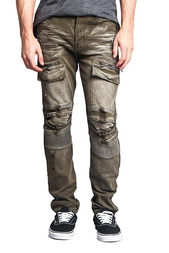 Victorious G-Style USA Men's Cargo Pocket Bottoms