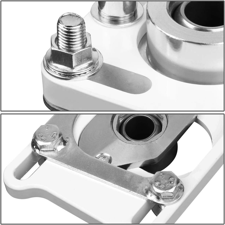 DNA Motoring CBK-PLT-FM94-RD Front Adjustable 2.5 Coilover Camber//Caster Plates //