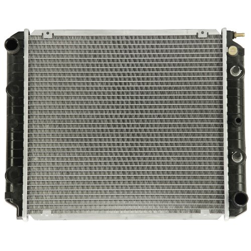 Volvo 240 Car Radiator - 5