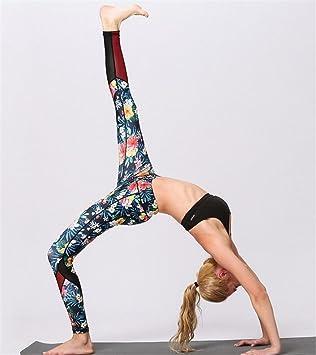LUCKY-U Pantalones De Yoga, Medias De Fitness para Mujeres ...