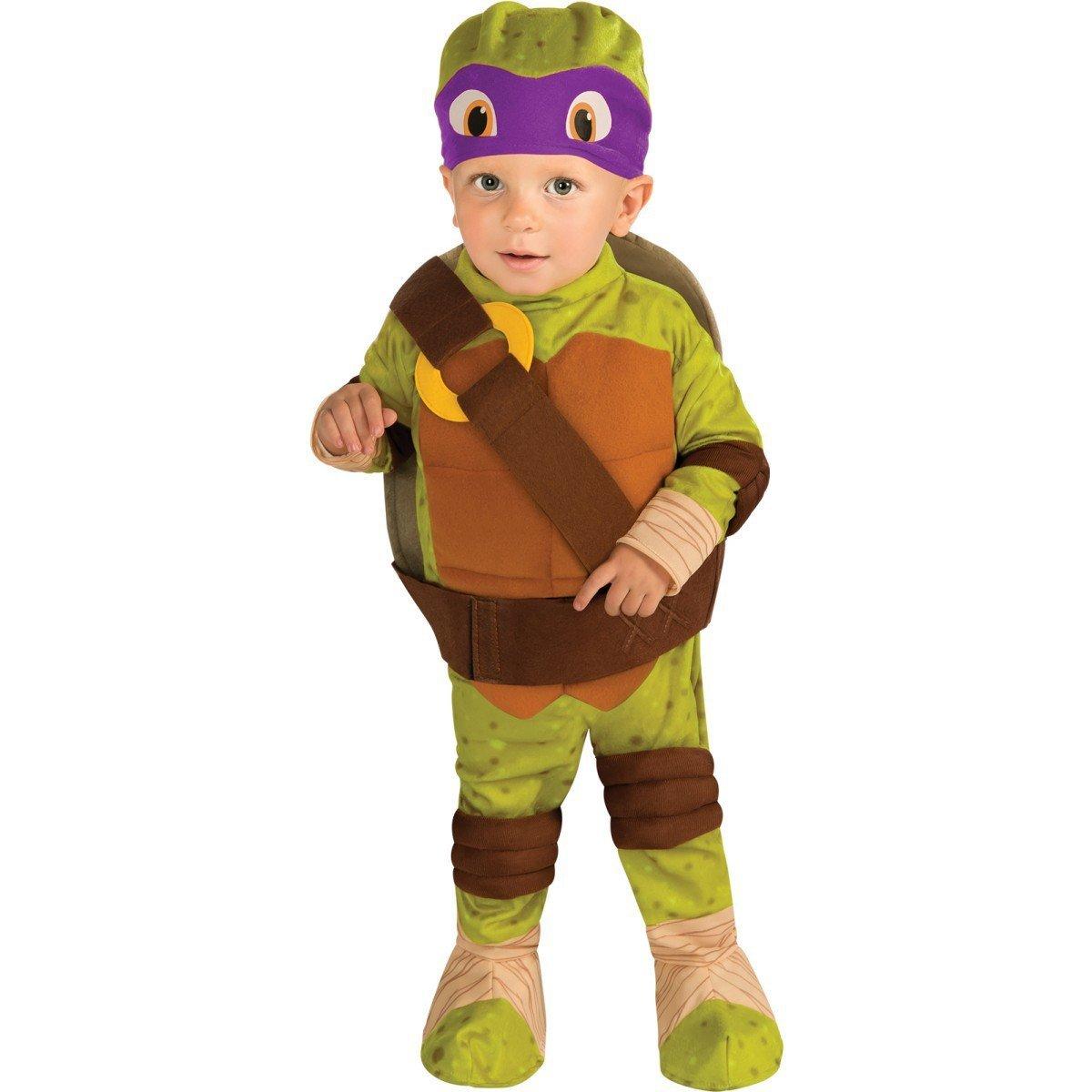 Disfraz de Donnie Tortugas Ninja para bebé - 1-2 años ...