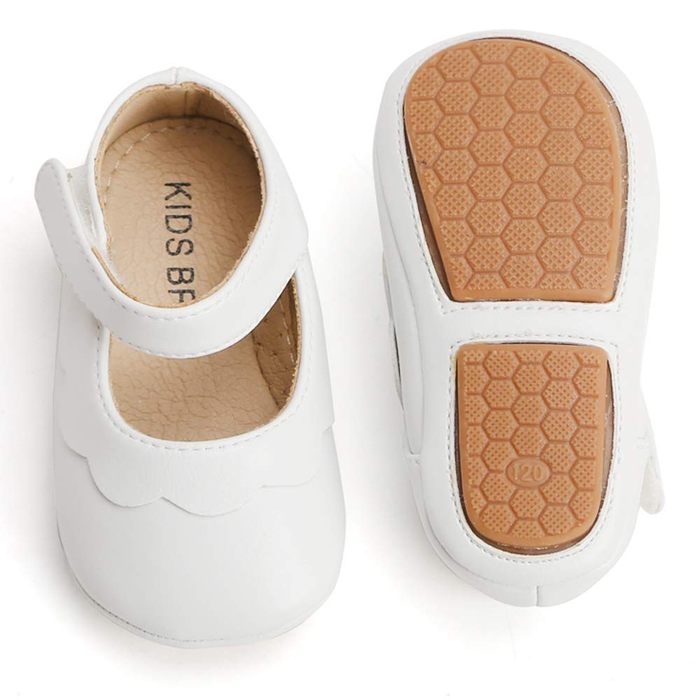 Lucky Love Baby Moccasins Premium Leather Infant Baby