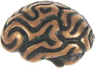 product image for Jim Clift Design Brain Copper Lapel Pin