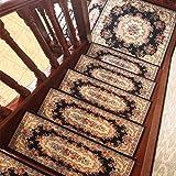 Non-Slip Long Blanket Footpad Doormat Carpet Family Stair Carpet Stair pad Carpet mat Rectangle