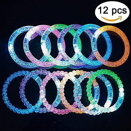 Bekker Colorful Bracelets Flashing Favors product image