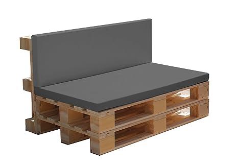 Cojín genérico de palet, set de exterior, asiento acolchado ...