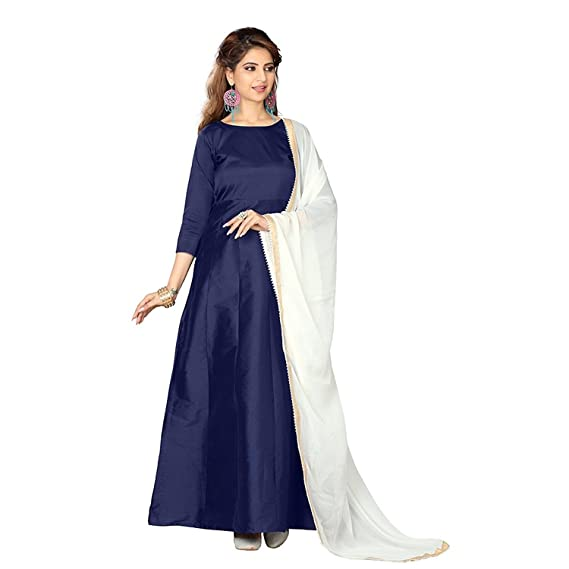 c86a76b10a46 Royal Export Women s A-Line Maxi Dress (Black Taffeta M Black M ...