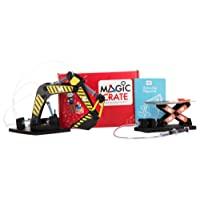 Magic Crate STEM Kit for 10-14 Year olds : Excavator and Lifting Jack