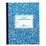 Roaring Spring Grade 2 Composition Book, 10'' x 8'', 50 sheets, 5PK